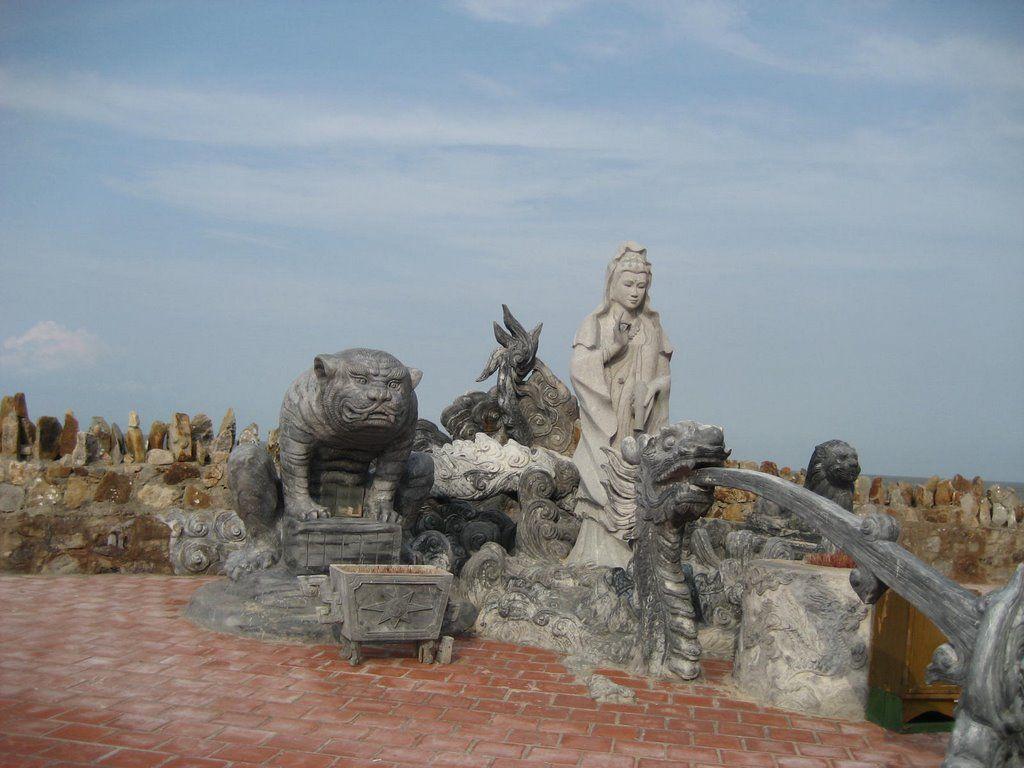 Đền Bà Đế - Du Lịch Hải Phòng