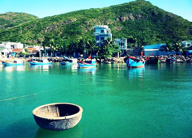 Kinh nghiệm du lịch Đảo Cù Lao Xanh - Du Lịch Bình Định